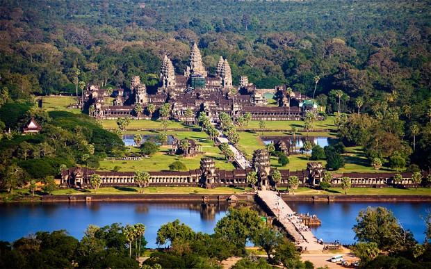 Top 10 Công trình tiêu biểu nhất ở Đông Nam Á