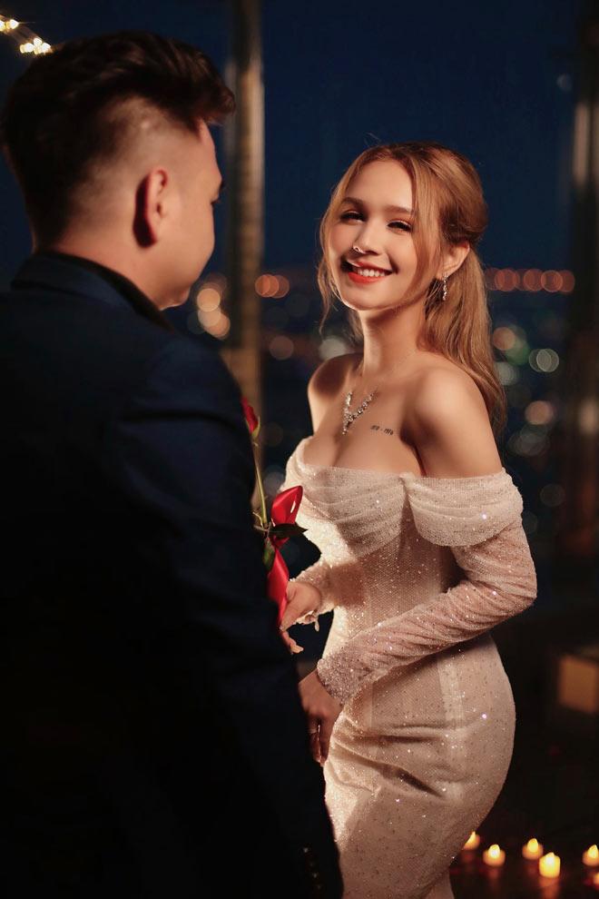 """Cô dâu của """"streamer giàu nhất Việt Nam"""" khoe nhan sắc lộng lẫy trước thềm đám cưới"""