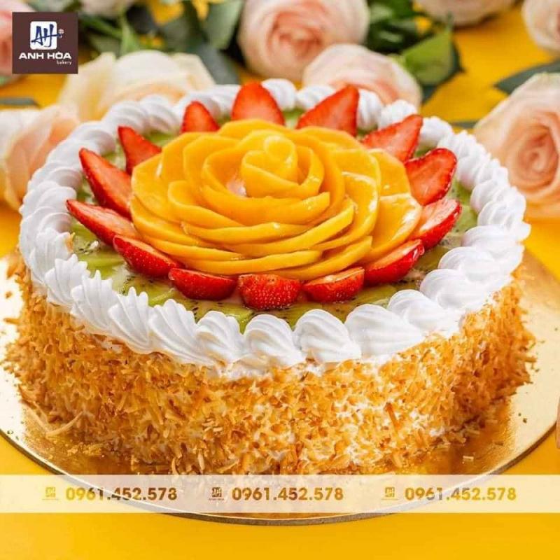 Top 12 Tiệm bánh sinh nhật ngon và chất lượng tại Cầu Giấy, Hà Nội