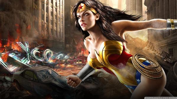 Mỹ nhân Fast and Furious vào vai Wonder Woman