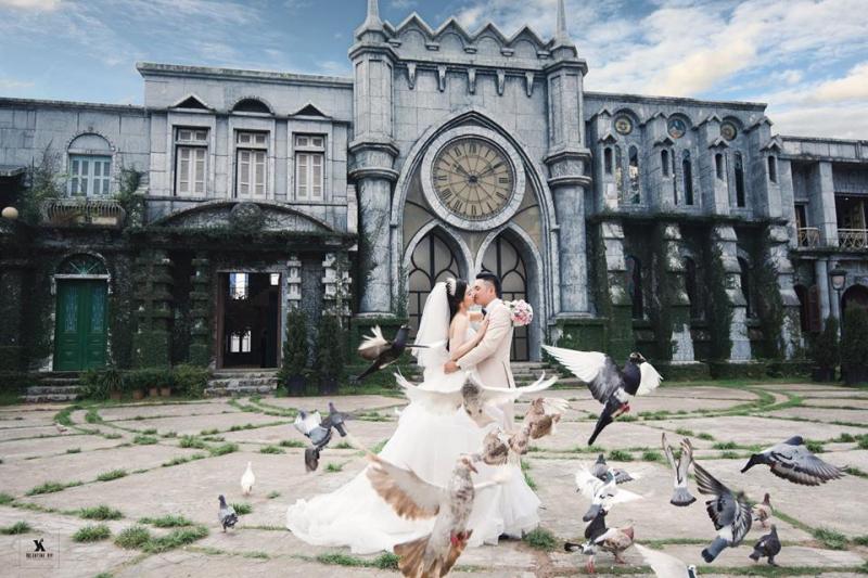 Top 5 Studio chụp ảnh cưới đẹp nhất tại Vĩnh Yên, Vĩnh Phúc