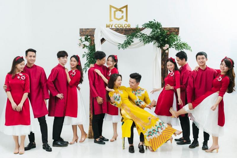 Top 10 Cửa hàng cho thuê áo dài đẹp và rẻ nhất tại Đà Nẵng
