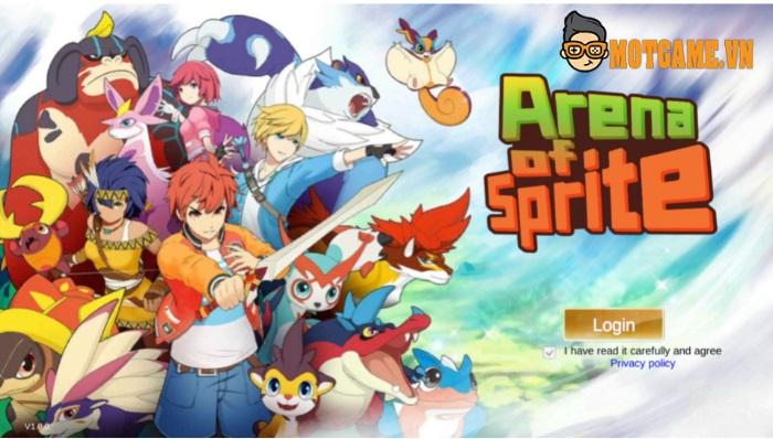 Arena of Sprite – Game Moba mới toanh cho phép người chơi tự do biến đổi kỹ năng