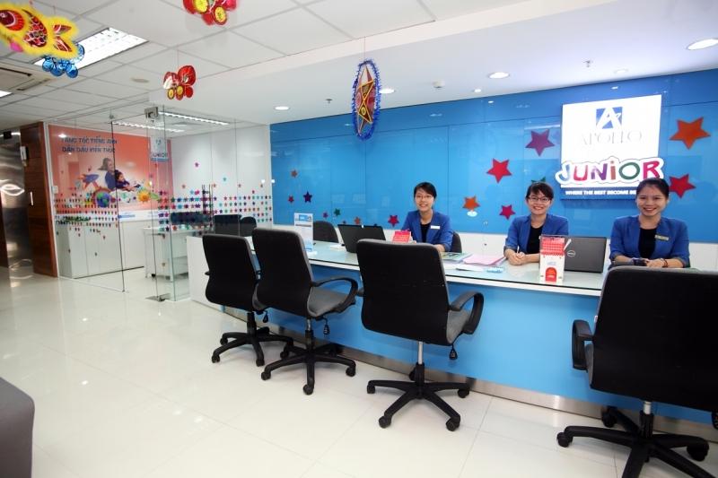 Top 9 Trung tâm tiếng Anh dành cho trẻ em tốt nhất ở Hà Nội