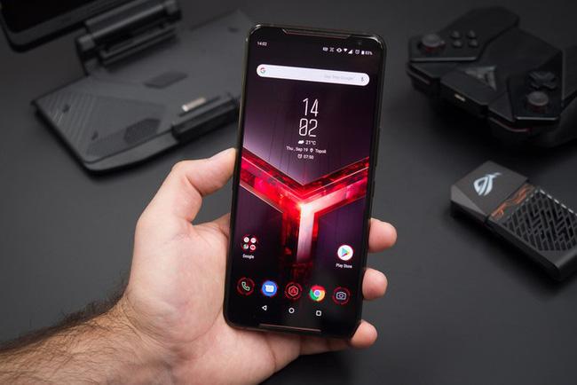 Asus ROG Phone 5 – smartphone cấu hình khủng chuyên chơi game