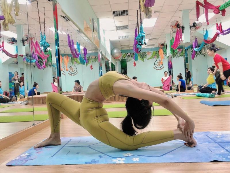 Top 10 Phòng tập Yoga tốt nhất tại Cần Thơ