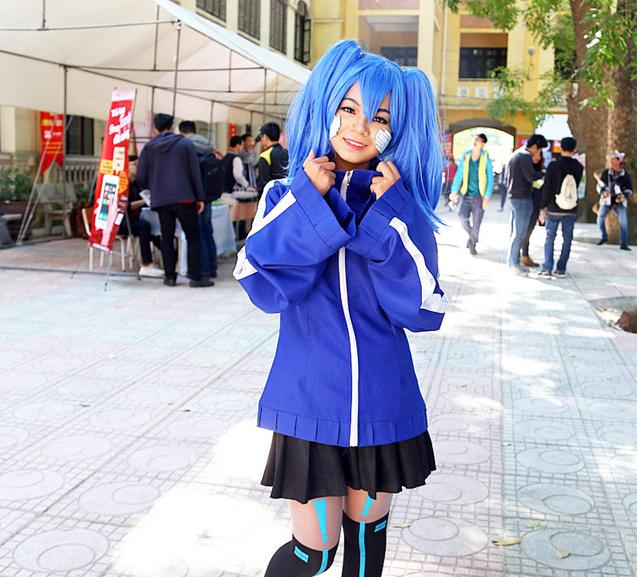 Lễ hội mặt nạ On-Matsuri: Ngày hội lớn cho những bạn trẻ yêu thích văn hóa Nhật tại Hà Nội