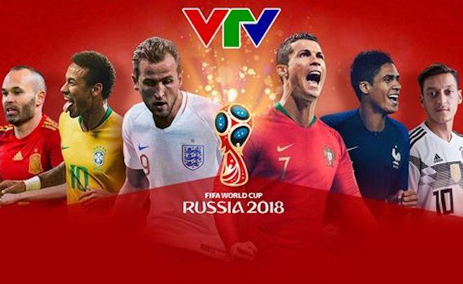 VTV kêu gọi đừng livestream World Cup 2018 lên Facebook, YouTube