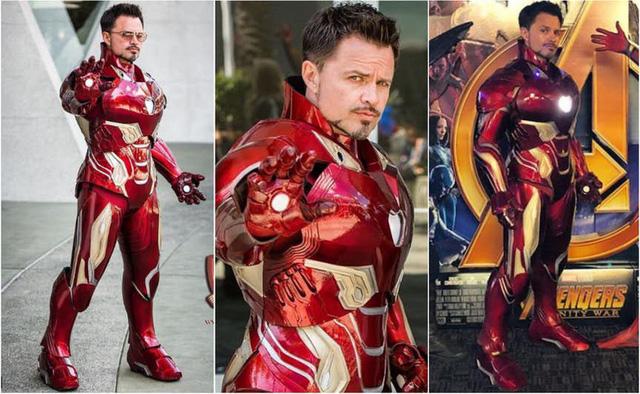 23 hình ảnh cosplay các siêu anh hùng trong Avengers: Infinity War đẹp như bản gốc