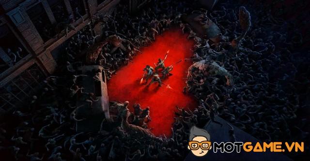 Back 4 Blood tiếp tục kế thừa Left 4 Dead với những gương mặt mới