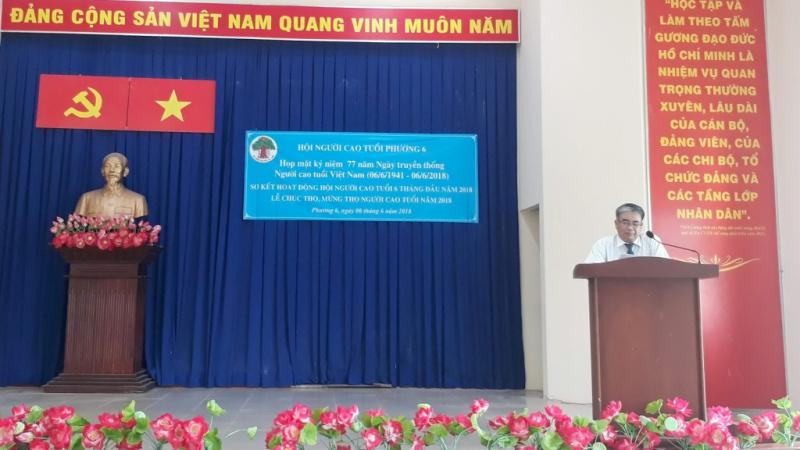Top 6 Bài phát biểu nhân ngày truyền thống người cao tuổi Việt Nam 6/6 hay và ý nghĩa nhất