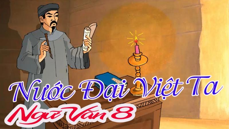 """Top 10 Bài văn phân tích đoạn trích """"Nước Đại Việt ta"""" của Nguyễn Trãi hay nhất"""