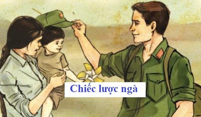 """Top 10 Bài văn phân tích tình cảm cha con trong """"Chiếc lược ngà"""" của Nguyễn Quang Sáng"""