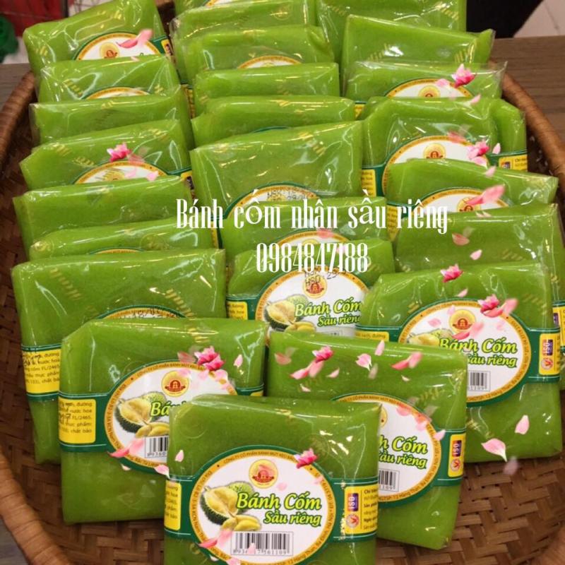 Top 5 Thương hiệu bánh cốm nổi tiếng nhất Hà Nội