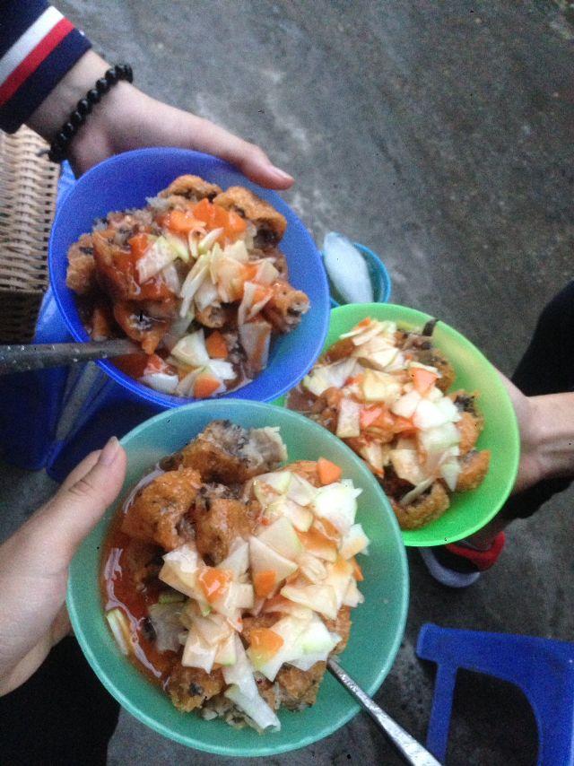 Top 10 địa chỉ ăn bánh rán ngon bậc nhất Hà Nội