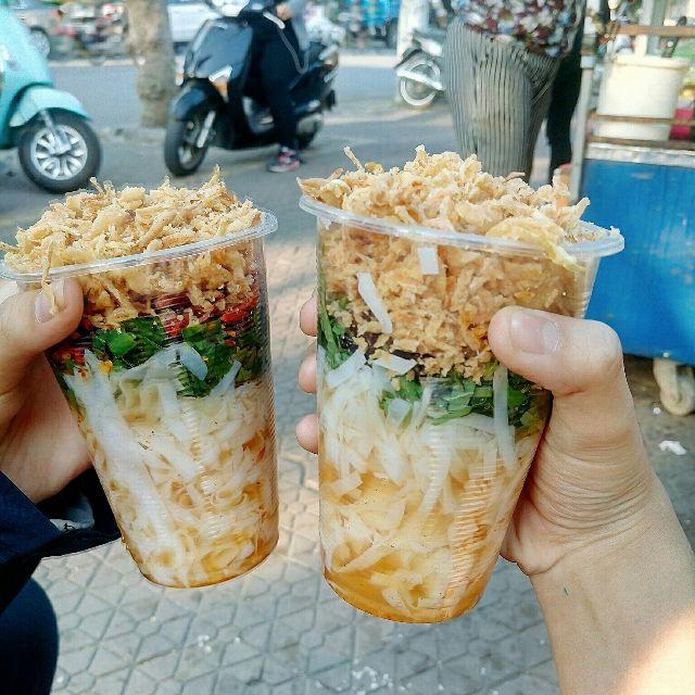 Top 10 Quán bánh tráng trộn ngon nhất Hải Phòng