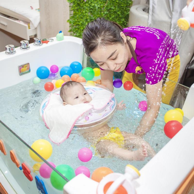 Top 5 Dịch vụ Float thủy liệu cho bé tốt nhất tại Hà Nội