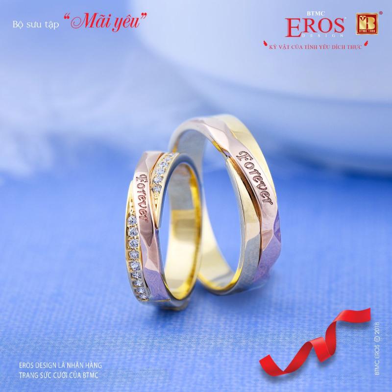 Top 11 Thương hiệu nhẫn cưới uy tín nhất Hà Nội