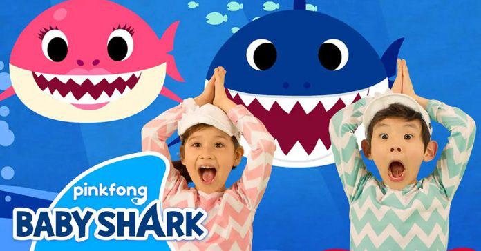 """Bài hát cho trẻ em """"Baby Shark"""" lập kỷ lục kinh điển trên YouTube"""