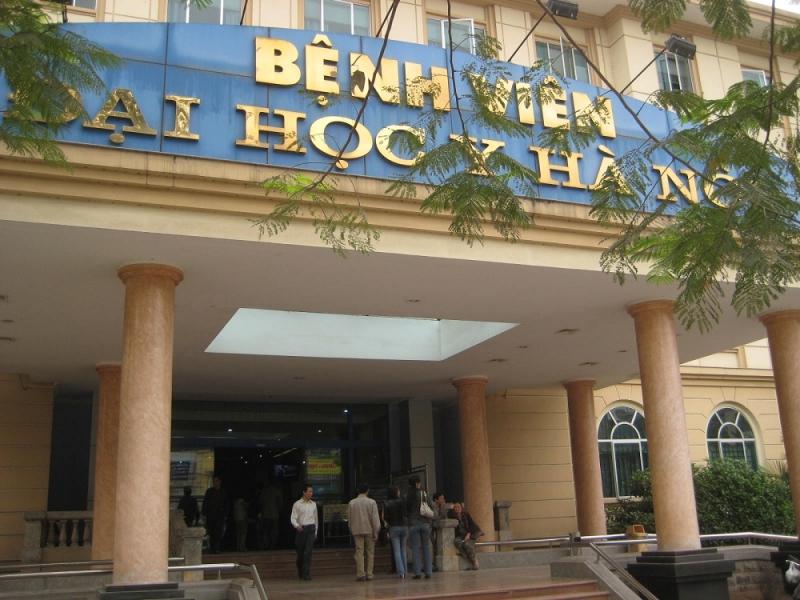 Top 7 Bệnh viện khám tổng quát tốt nhất Hà Nội