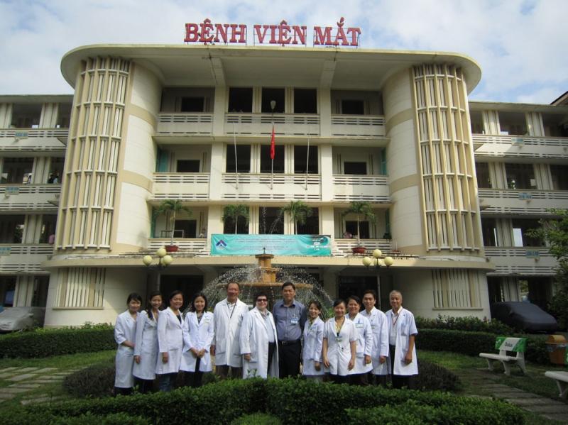 Top 8 địa chỉ mổ mắt cận thị tốt nhất TP. Hồ Chí Minh