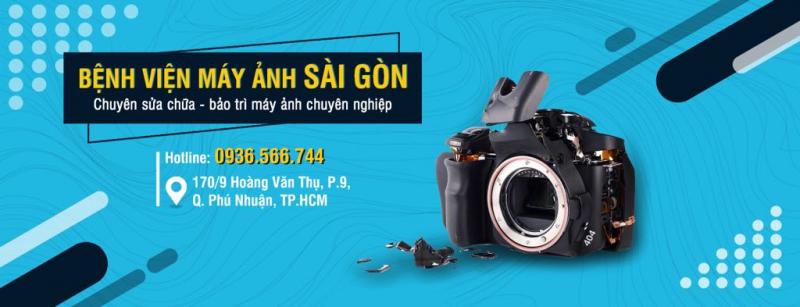 Top 6 địa chỉ sửa chữa máy ảnh uy tín nhất tại Tp. HCM