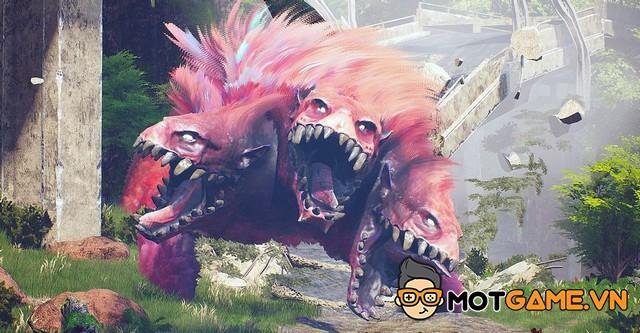Biomutant bất ngờ gặp vấn đề kỹ thuật trên PS5 và Xbox Series S