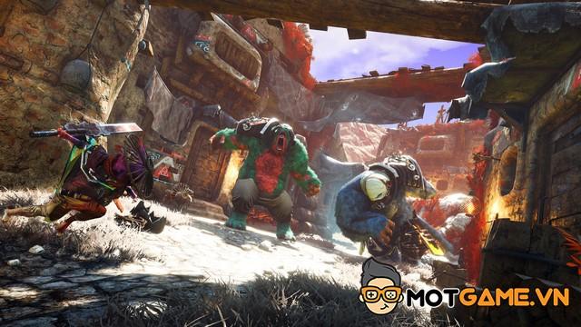 Biomutant công bố gameplay trên nhiều nền tảng khác nhau