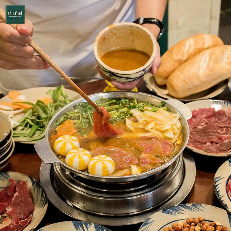 Top 7 Quán lẩu bò ngon và chất lượng nhất quận Bình Thạnh, TP HCM