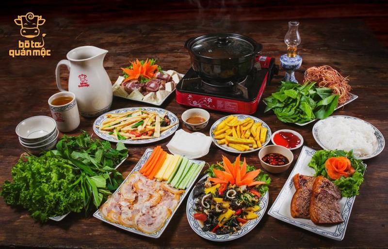 Top 15 địa chỉ ăn lẩu bò riêu cua ngon nhất Hà Nội