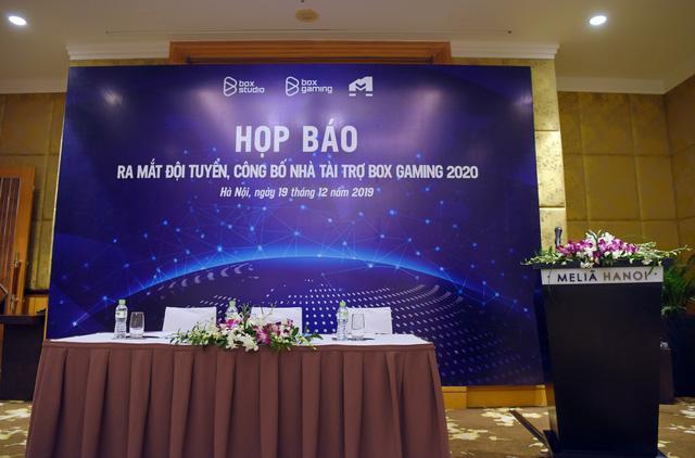 Box Gaming chính thức 'ra ở riêng', công bố nhà tài trợ khủng là NSX gameshow 'Running Man phiên bản Việt'