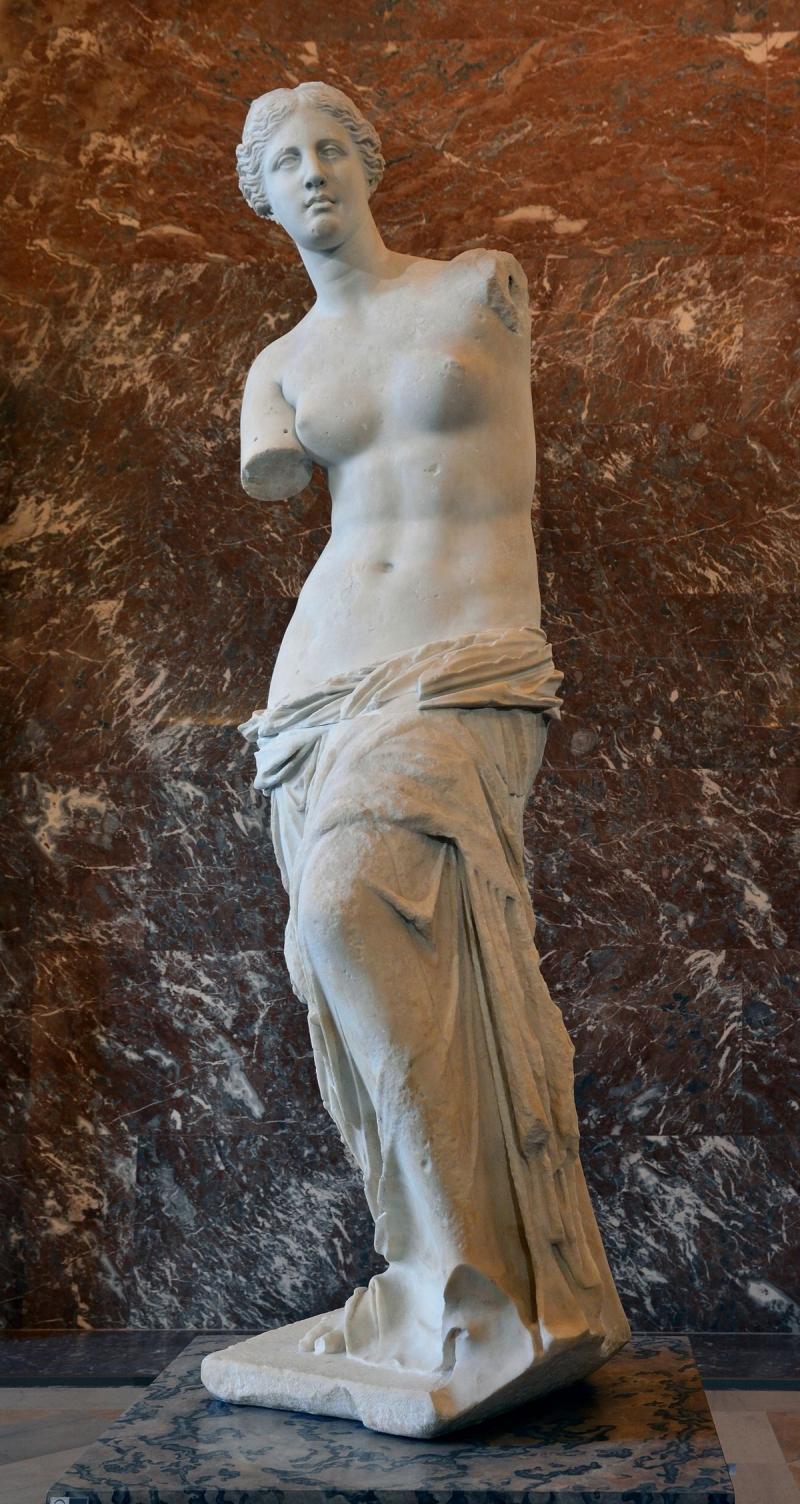 Top 10 Tác phẩm điêu khắc ấn tượng nhất của người Hy Lạp cổ đại