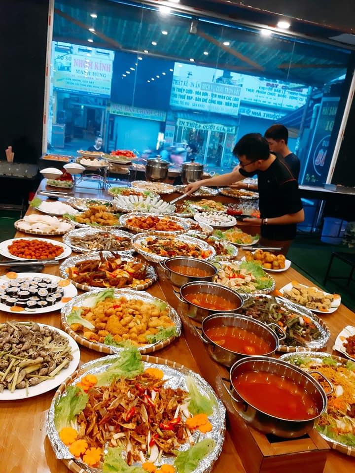 Top 6 Địa chỉ ăn buffet ngon nhất quận 12, TP. HCM