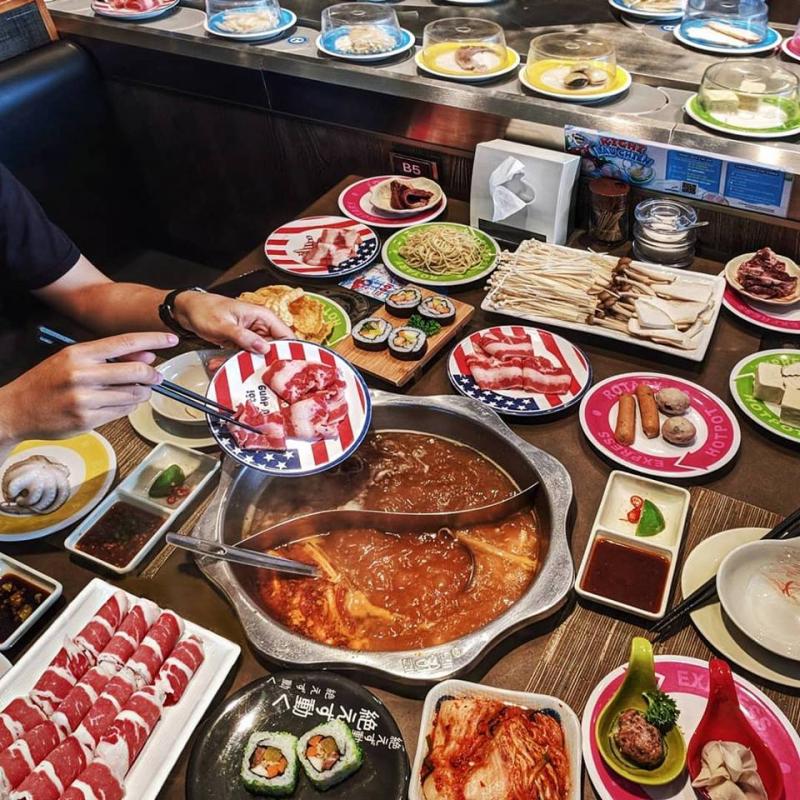 Top 12 Quán buffet nướng/lẩu ngon nhất khu vực Cầy Giấy, Hà Nội