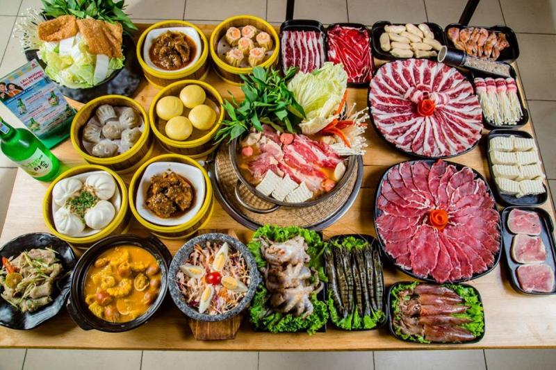 Top 8 Quán lẩu ngon và nổi tiếng nhất tại quận Thanh Xuân, Hà Nội
