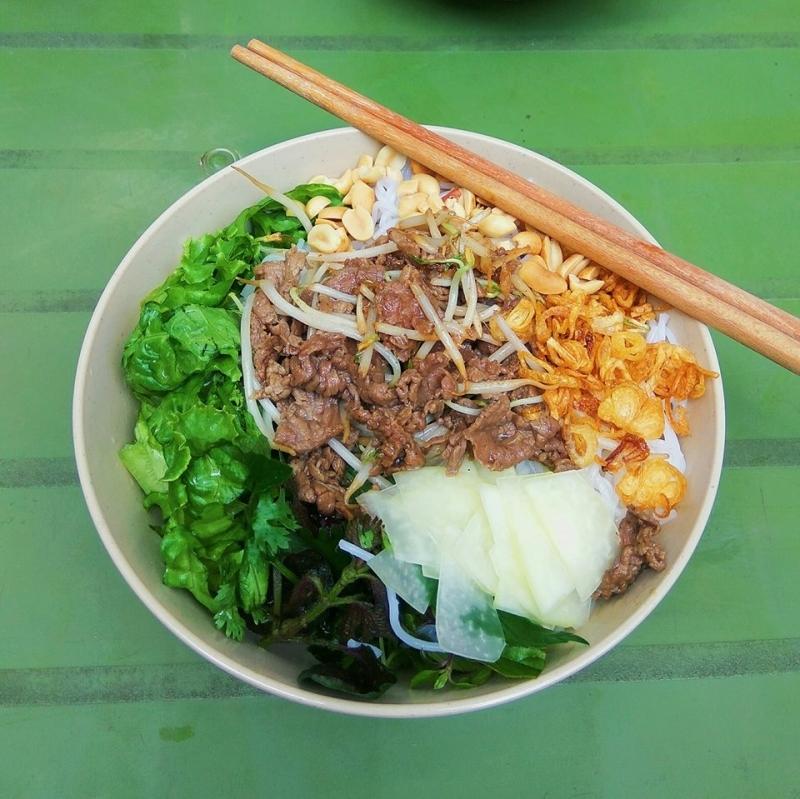 Top 10 Quán bún bò Nam Bộ ngon nhất ở Hà Nội