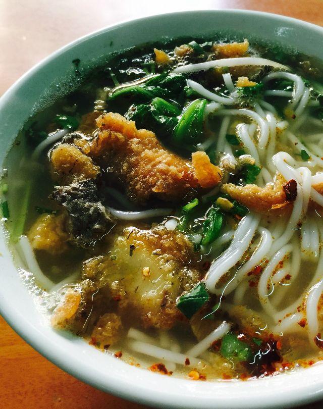 Top 13 địa chỉ ăn bún cá cay ngon nhất tại Hải Phòng