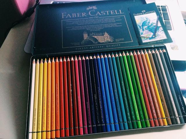 Top 10 Thương hiệu bút chì màu được tin dùng nhất hiện nay