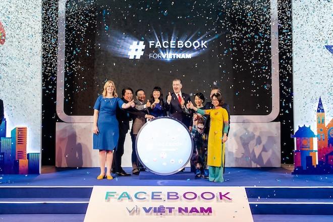 "Facebook mở chiến dịch ""Facebook vì Việt Nam"""