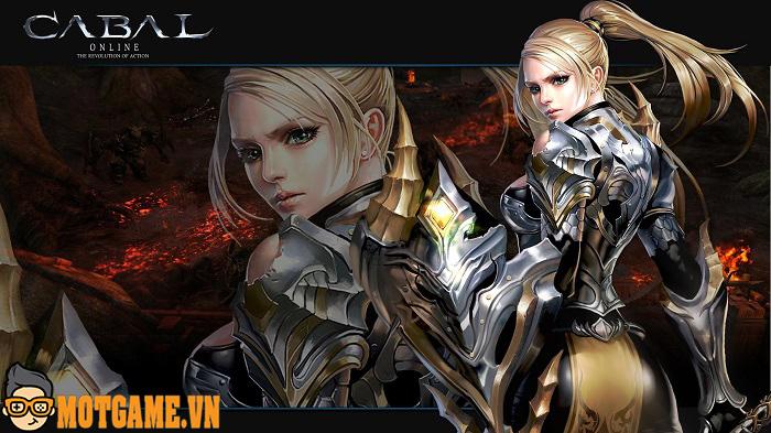 Tựa game bom tấn Cabal Mobile sắp được phát hành tại Việt Nam