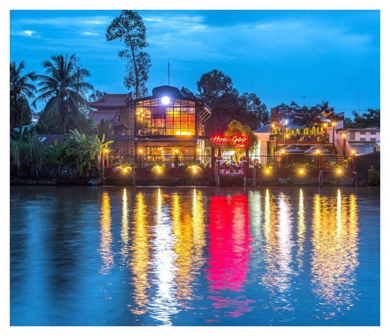 Top 8 Quán cafe với view sống ảo cực đẹp tại Sa Đéc, Đồng Tháp