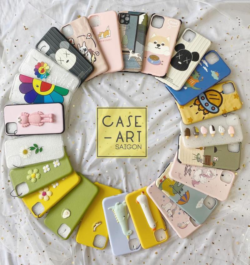 Top 9 Shop chuyên phụ kiện/case Iphone trên Instagram ở Sài Gòn