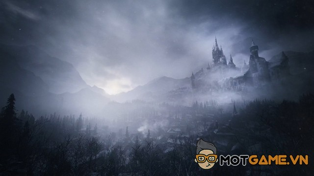 Resident Evil Village và tòa lâu đài của Mommy Dimitrescu ngoài đời thật