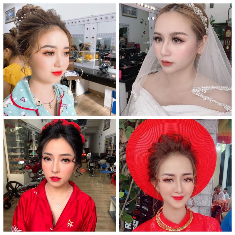 Top 8 Tiệm trang điểm cô dâu đẹp nhất TP. Buôn Ma Thuột