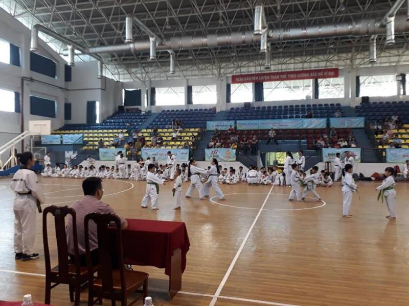Top 5 Trung tâm dạy võ karate tại TP. HCM