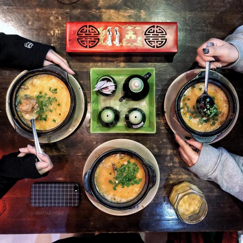 Top 10 Quán cháo sườn ngon nhất Sài Gòn