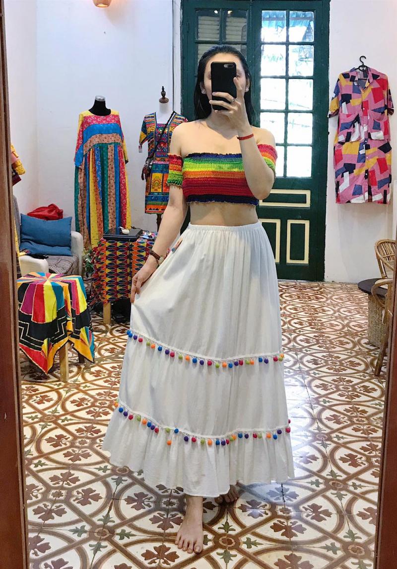 Top 11 Shop thời trang phong cách Boho-chic đẹp nhất ở Hà Nội
