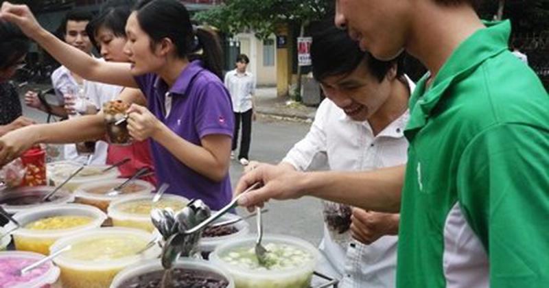 Top 10 địa điểm ăn vặt ngon rẻ ở đại học  Bách Khoa Hà Nội
