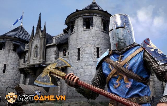 Trải nghiệm Chivalry 2: Game chặt chém công thành tái xuất giang hồ
