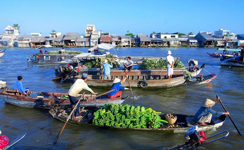Top 8 địa điểm mua sắm nổi tiếng nhất ở Cần Thơ